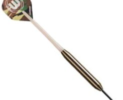 Дротики Winmau Nickel Silver Commando steeltip